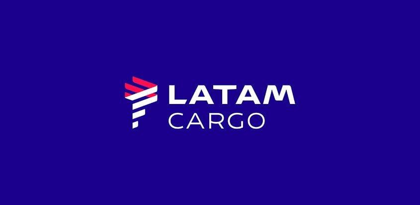 Logo de LATAM Cargo