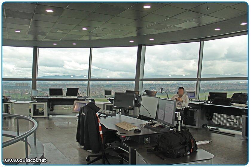 Control de Tránsito Aéreo - ATC - Torre de Control