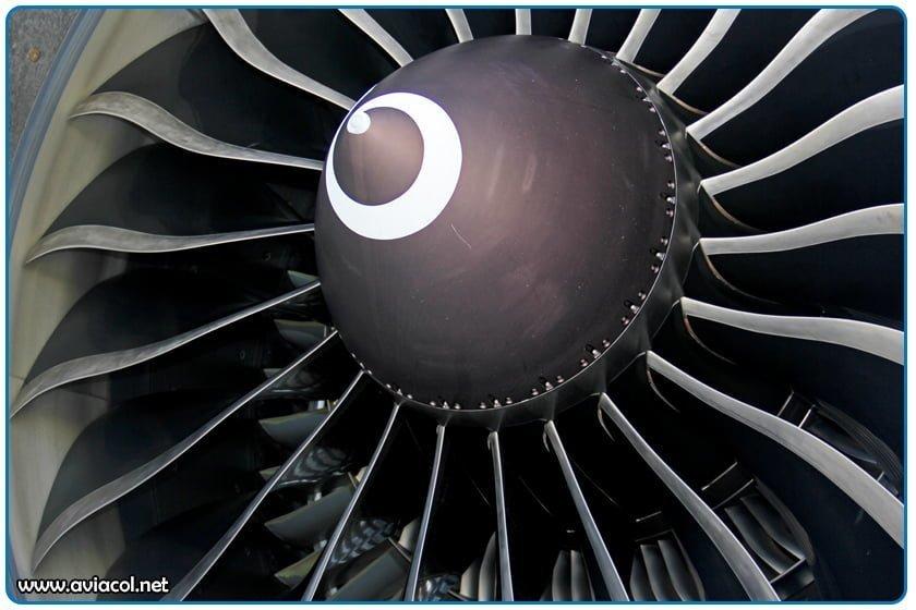Motor Avión Boeing 777