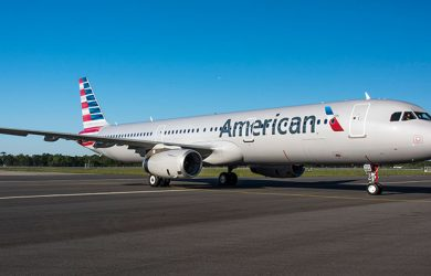 Airbus A321 de American Airlines