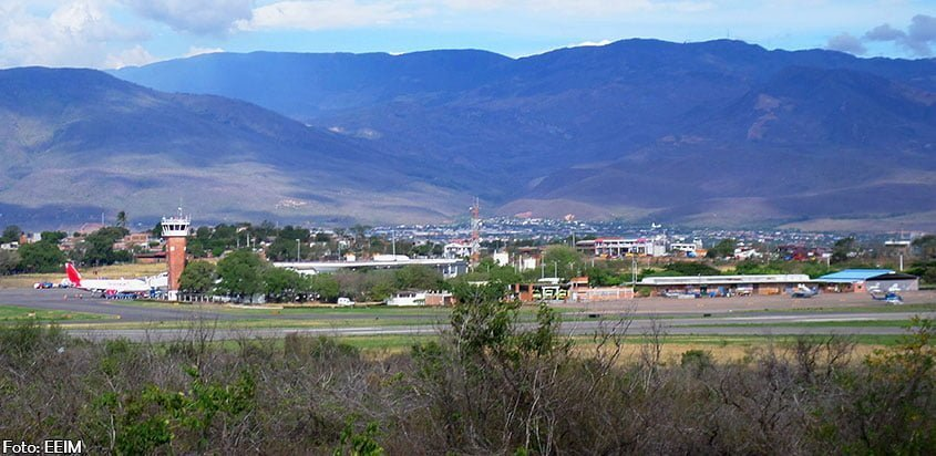 Aeropuerto de Cúcuta