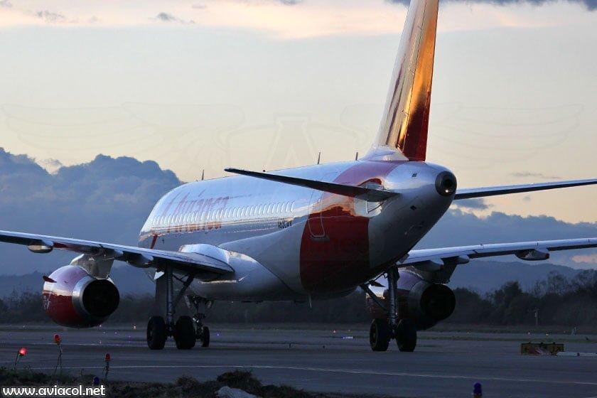 Airbus de Avianca