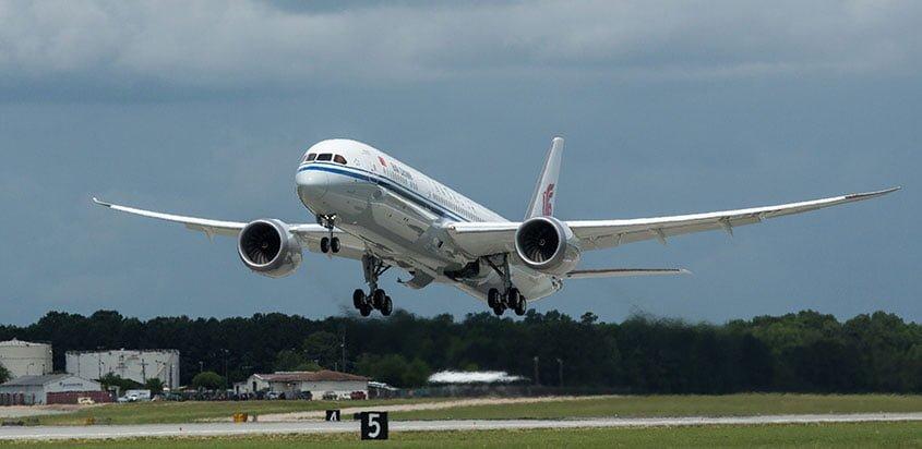 Boeing 787-9 de Air China