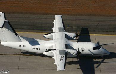 Avión Dash 8