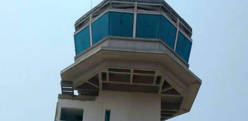Nueva torre de control en Santa Marta