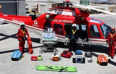 Unidad de Rescate Aéreo Relámpagos
