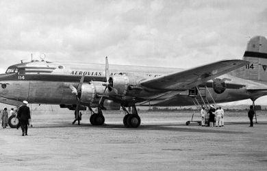 Douglas DC-4 de Avianca