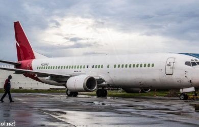 Boeing 737 de Aer Caribe