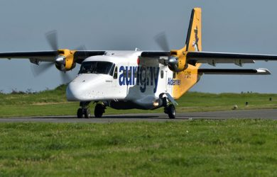 Dornier 228 de Aurigny Air Services
