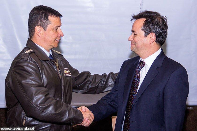 Firma convenio protección águila arpía con la FAC