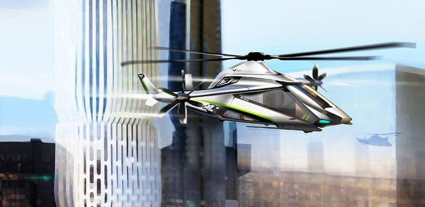 Proyecto del nuevo Airbus Helicopters