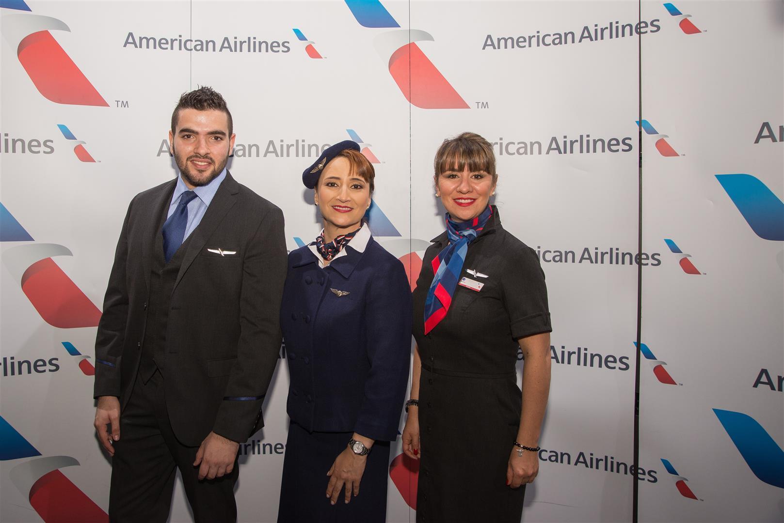 Nuevos Uniformes de American Airlines