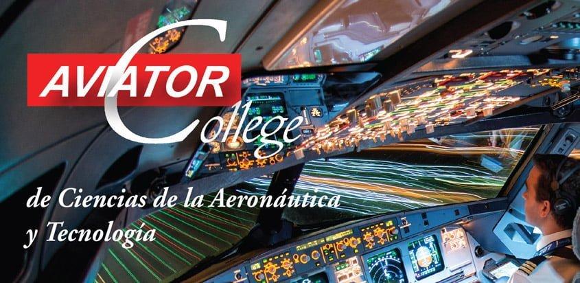 Seminario de Aviator College en Colombia.