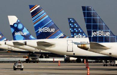 Empenajes (Colas) de JetBlue