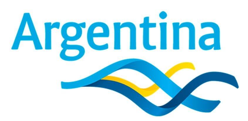 Logo Turismo Argentina.