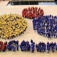 Celebrción del Aniversario de VivaColombia.