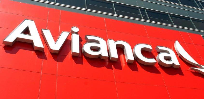 Avianca anunció la suspensión de vuelos a Venezuela desde hoy.