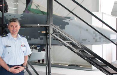 Coronel Édgar Sánchez, Director de F-AIR 2017.