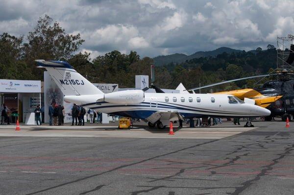 Segundo día de F-AIR Colombia 2017.