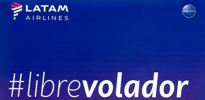 """Campaña """"librevolador"""" de LATAM Airlines Colombia."""
