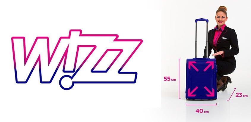 Nueva Política de Equipaje de Wizz Air.