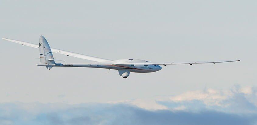 Airbus Perlan Mission II.