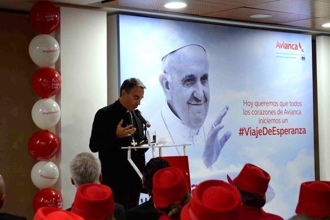 Habla la Iglesia acerca de la visita del Papa Francisco a Colombia.