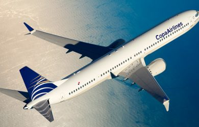 Render Boeing 737 MAX-10 de Copa Airlines.