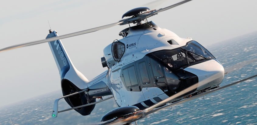 Airbus Helicopters H160 de Falcon Aviation.