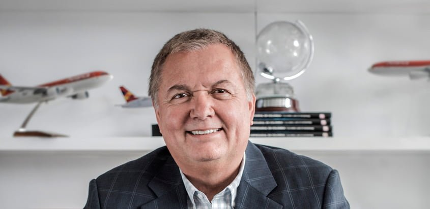 Hernán Rincón, CEO de Avianca y nuevo Presidente de ALTA.