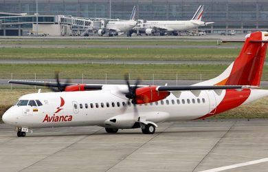 ATR 72-600 de Avianca.