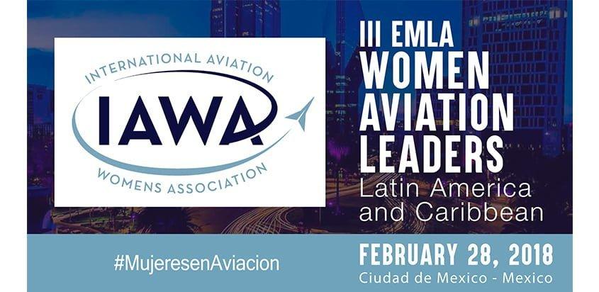 III Encuentro de Mujeres en la Aviación.