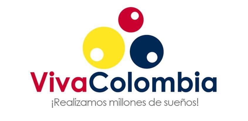 Logo de VivaColombia.