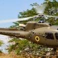 Airbus H125 del Ejército de Ecuador.