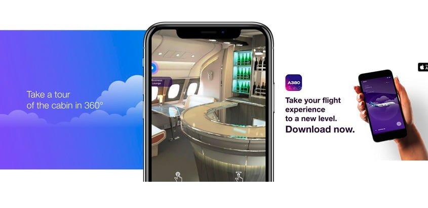 Nueva App para IOS de iflyA380.