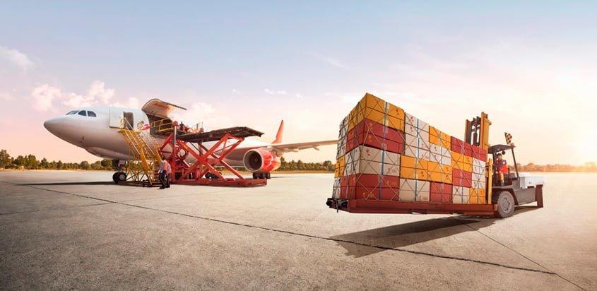 Transporte de Flores de Avianca Cargo por San Valentín.