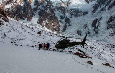 Airbus Helicopters H125 en el Himalaya.