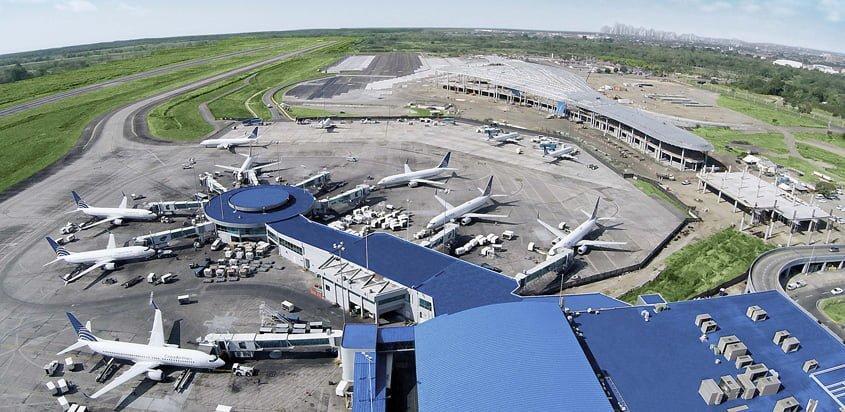 HUB de Copa Airlines en Panamá.
