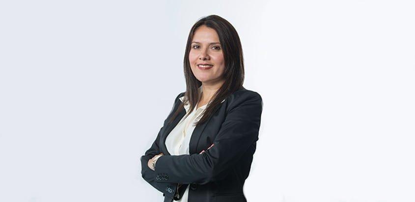 Paola Castaño, Gerente Comercial de Copa Airlines en Colombia.