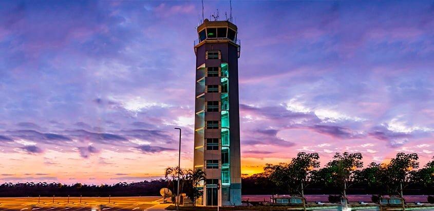 Nueva Torre de Control del Aeropuerto Internacional Palonegro de Bucaramanga,