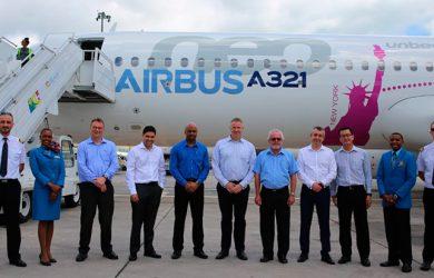 Airbus A321ULR alcanza récord de vuelo más largo en su categoría.