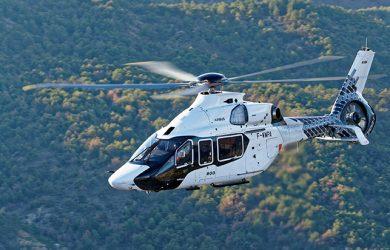 Airbus Helicopters H160 para el mercado corporativo.