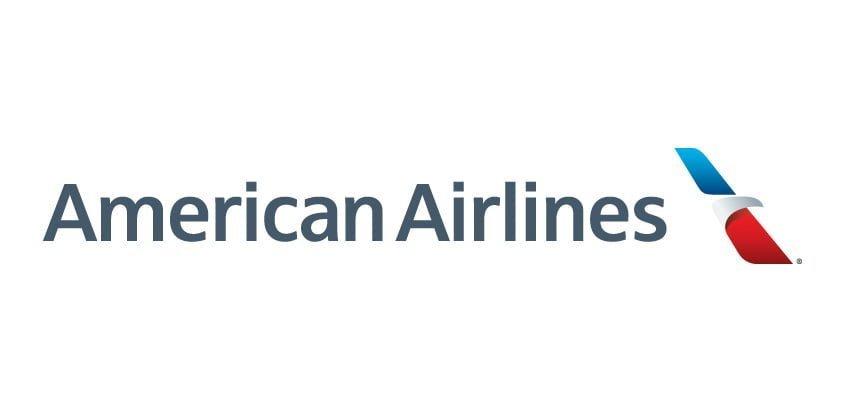 Logo de American Airlines.