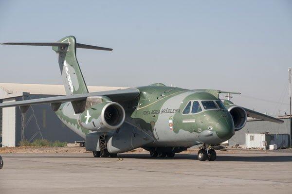 Embraer KC-390 Avión Transporte Militar