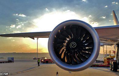 Motor Trent 1000 de Rolls-Royce en Boeing 787