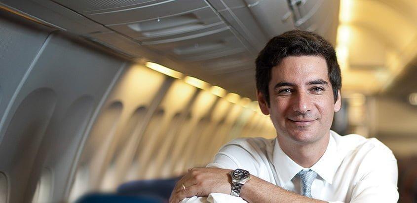 Félix Antelo, nuevo Director Ejecutivo de Viva Air.
