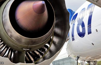 Motor Trent 1000 de Rolls-Royce