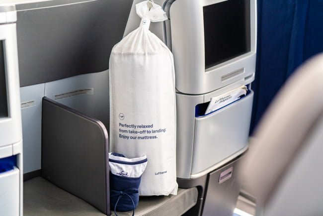 Nueva Dream Collection de Lufthansa.