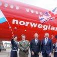 Primer vuelo de Norwegian entre Londres y Buenos Aires.