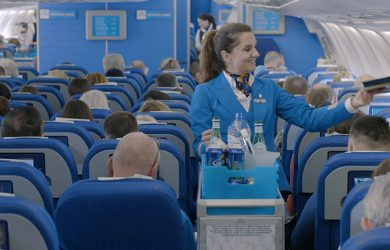 Nuevo servicio de clase económica de KLM.